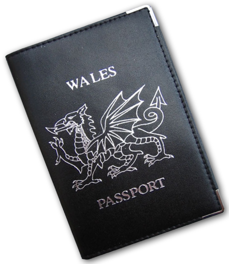 Welsh Passport